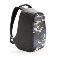 Bobby Compact Print Anti-Theft Backpack by XD Design