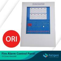 Fire Alarm Control Panel 10 Zone Hooseki