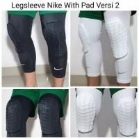 Legsleeve Pad Nike Versi 2.0 / Leg sleeve / Kneepad / Knee pad Nike