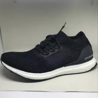 d967d0fce Adidas Ultra Boost 4.0 Uncaged Carbon Black Primeknit 100% Original