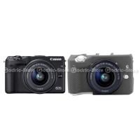 Silicone Canon EOS M3 Silikon Case / Sarung Silicon Kamera Mirrorless