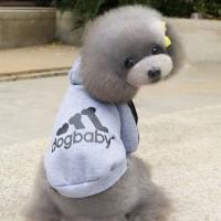 promo Adidog Baju Jaket Hoodie Anjing Size S - Black promo