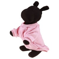 promo Baju Anjing Lucu Bahan Polyester Size L - Pink promo