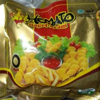 Hemato chicken nuget/nugget ayam reguler 250gr