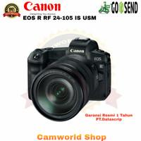 Harga canon eos r rf 24 105mm is usm kamera mirrorless digital canon eos | Pembandingharga.com