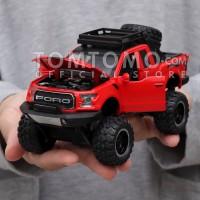 Tomtomo Monster Truck M Off Road Diecast Miniatur Mobil Mobilan Mainan