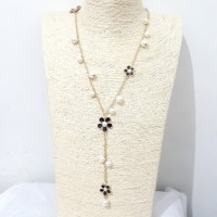 Harga kalung murah kalung fashion bunga kalung panjang kalung etnik | Pembandingharga.com