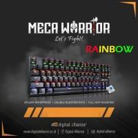 Digital Alliance Meca Warrior TKL RAINBOW Mechanical Gaming Keyboard
