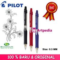 Pilot Mechanical Pencil 0.3mm Pensil Mekanik Pilot PROGREX 0.3 mm