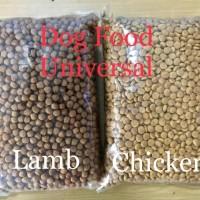Dog Food Universal 1kg Repack Makanan anjing