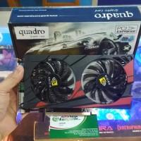 VGA QUADRO NVIDIA GT9600 2GB DDR3 256BIT