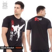 Kaos Taekwondo, Baju Taekwondo, T Shirt Taekwondo KB544