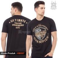Jersey UFC Import Kualitas Premium / Kaos UFC Import Premium JR027