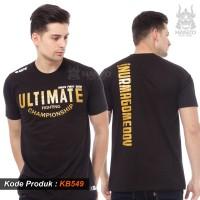 Jersey UFC Import Kualitas Premium / Kaos UFC Import Premium JR004