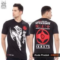 Kaos Karate, Baju Karate, T shirt Karate