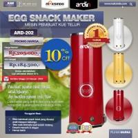 Mesin Egg Roll Sosis Telur Ardin
