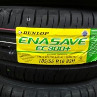 Dunlop 185/55-16 EC300 untuk jazz rs