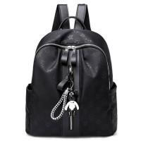 Tas ransel import korea c90150 bunga backpack korea fashion sekolah