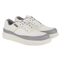 sepatu wanita warna putih R1 sepatu casual sneakers cewek