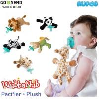 Wubbanub Avent Soothie Pacifier dengan Plush Original