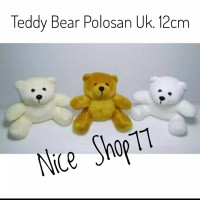 Boneka Bear Polosan / Bear Mini / Teddy Bear Murah