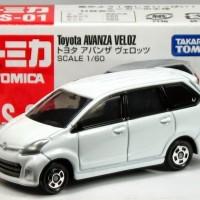 Tomica Reguler AS-01 Toyota Avanza Veloz