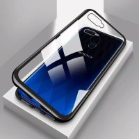 Case MAGNETIC Oppo F9 Premium 2in1