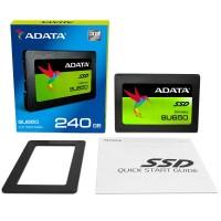 ADATA SSD SU650 240GB SATA III ( R/W Up to 520 / 450MB/s ) ASU650SS-