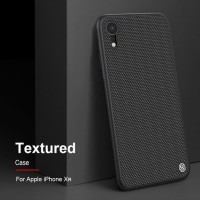 Apple iPhone XR Back Case - Nilkin Textured Case Series