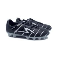 Sepatu Bola Anak Specs Accelerator Velocity II Jr FG (Black/silver)
