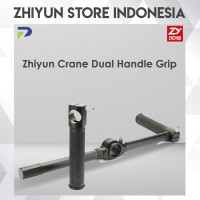 Zhiyun Crane Dual Handle Grip Hitam