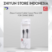 Zhiyun Control Cable Canon Micro USB For Crane Series