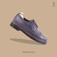 Sepatu Classic formal Big Size 44 - 46 Brand Azcost Dokmar Kulit asli