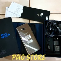 Samsung Galaxy S8 Plus SEIN 64GB Dual Sim Fullset Mulus