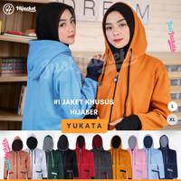 Jaket Muslimah Hijacket Yukata All Variant | Jaket Wanita Cewek