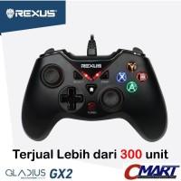 Rexus Gladius GX2 Pro Stick Gaming Gamepad Controler USB PC Joystick