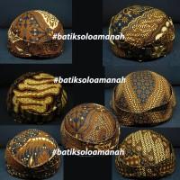 Blangkon Dewasa Mars Batik Amanah Surakarta