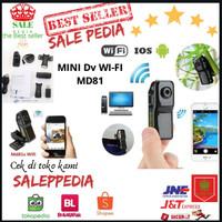 MINI DV MD81 CCTV MINI WI-FI Kamera Mini DP HD WIFI Portabel MD81 P2P