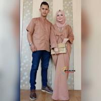 Cp Adinata/Cp Balotely full/Couple Kaftan/Kaftan Pasangan/Baju Couple
