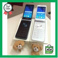 HP FLIP Samsung Galaxy Folder Korea / HP Lipat White JJAO