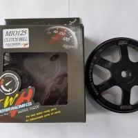 CLUTCH OUTER 3D / Mangkok kopling Ganda Mio 125 - TWH Racing
