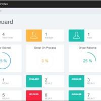 Software Aplikasi Kasir Resto Dengan Sistem Booking Meja Berbasis Web