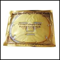 Harga promo masker topeng gold bio collagen facial mask masker muka | Pembandingharga.com