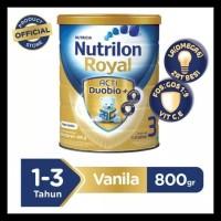 Harga susu bubuk nutrilon royal 3 vanilla madu 800gr vanila promo   Pembandingharga.com
