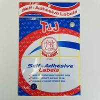 Jual Label Tom & Jerry (Self-Adhesive Labels) No. 101.