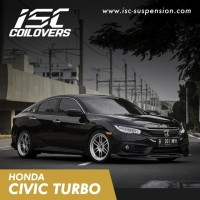 ISC COILOVERS - HONDA CIVIC TURBO FC / HATCHBACK (STREET)