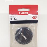 Lens Cap Canon 52mm Canon 50mm F1.8 Lens Cap 52 mm Fujifilm X-A5 X-A20