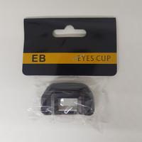 Eyecup Canon EB Karet Viewfinder Eyepiece 70D 80D 5D 5Dmark II 6D 60d