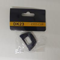 Eyecup Nikon DK-23 Karet Viewfinder Eyepiece D300 D300s D5000 D7100