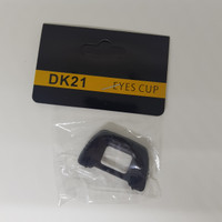 Eyecup Nikon DK-21 DK21 Karet Viewfinder Eyepiece D7100 D7000 D90 D80